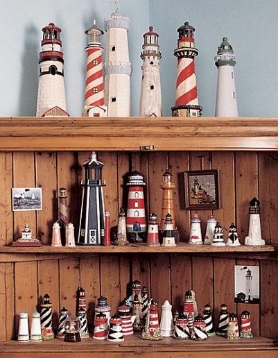 Decorative Lighthouses Nautical Lighthouse Decor Objects