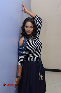 Telugu Actress Meghana Stills HBD (Hacked by Devil) Telugu Movie Audio Launch  0044.JPG