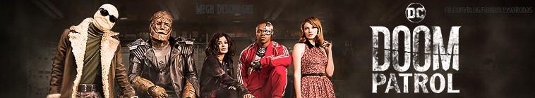 Doom Patrol - Serie Completa [Latino]