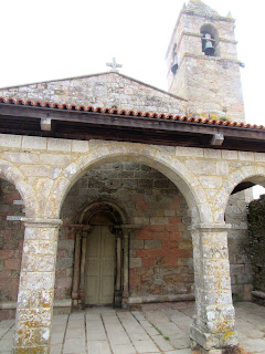Iglesia de Sta. María de Arena