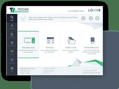 Loaris Trojan Remover lizenzschlüssel