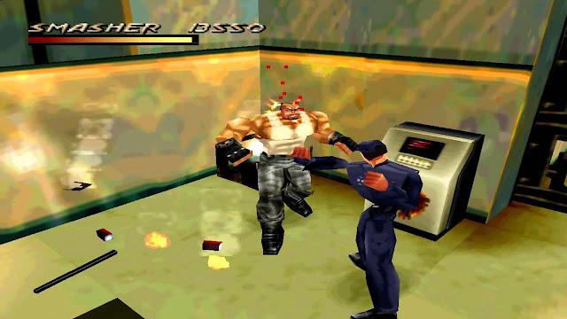 لعبة قتال القوة Fighting Force
