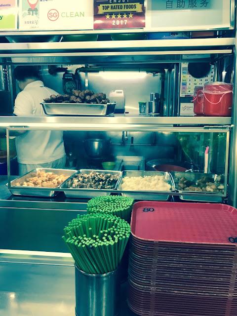 Yuan Chun Famous Lor Mee, Amoy Street Food Centre