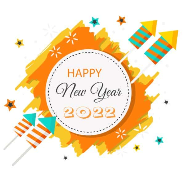 Best Happy New Year Wishes images In Hindi 2022