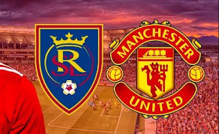 Siaran Langsung Real Salt Lake vs Manchester United