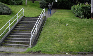 Toronto man builds park stairs for $550, irking city after $65,000 estimate