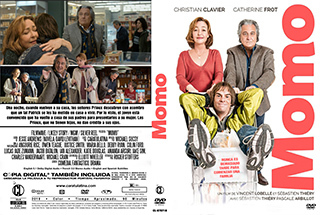 Momo - Cover DVD