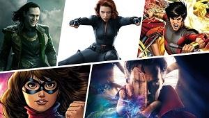 Lançamentos Filmes e Séries 2021