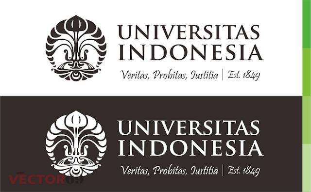 Logo UI (Universitas Indonesia) Landscape - Download Vector File CDR (CorelDraw)
