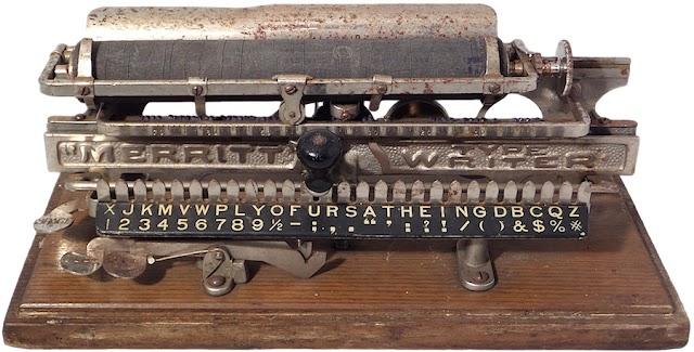Typewriter | 1801