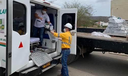hoyennoticia.com, Cerrejón anuncia dotación de mil 360 millones de pesos para varios municipios de La Guajira
