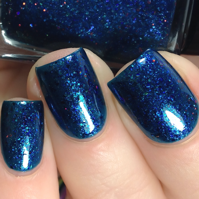 Alchemy Lacquers-Southern Cassowary