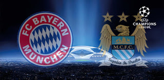 Bayern Munich Vs Manchester City