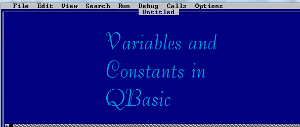 Variables and constants in qbasic qbasic tutorial variables and constants in qbasic fandeluxe Images