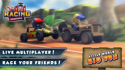 Mini Racing Adventure apk 4