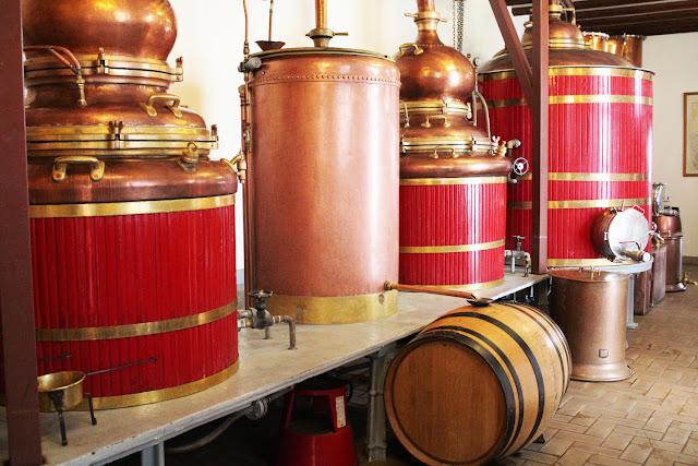 Pontarlier - distillerie