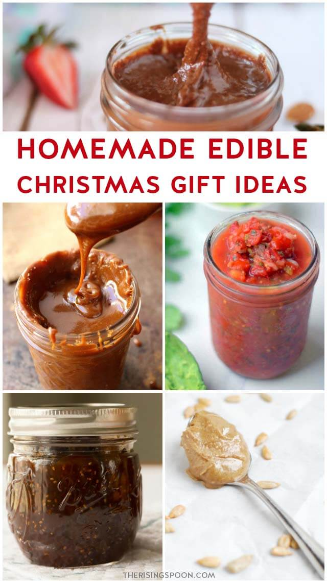 79+ Homemade Gifts For Foodies