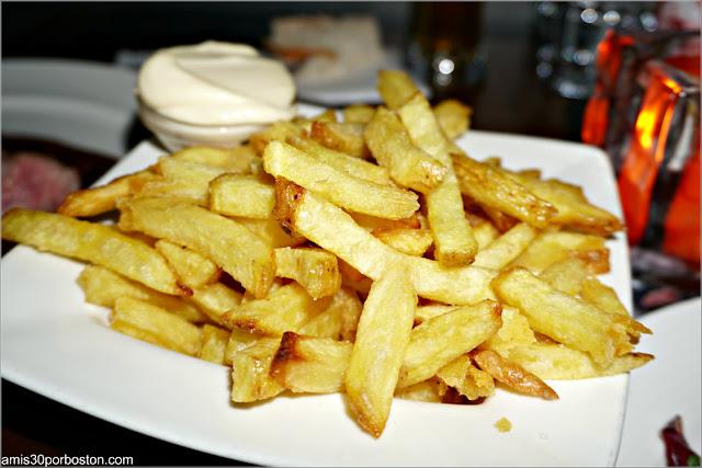 Patatas Fritas del Restaurant Vlaming en Amsterdam