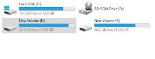 Mengapa Windows Menampilkan Kapasitas Hard Disk yang Salah