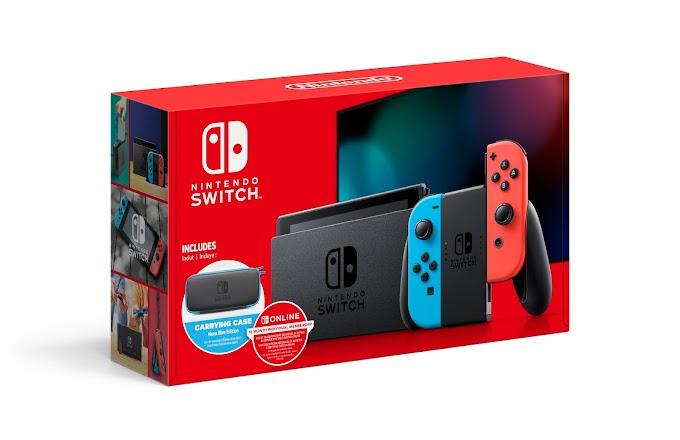 Walmart $299.00 Nintendo Switch Back In Stock!