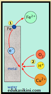 Korosi Oksidasi