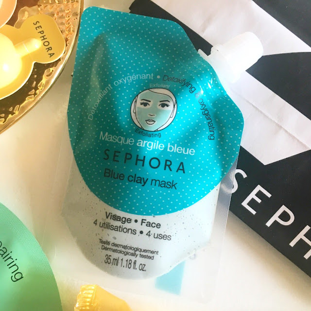 Sephora Blue Clay Mask
