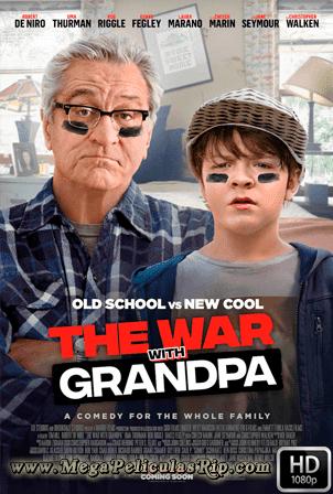 En Guerra Con Mi Abuelo [1080p] [Latino-Ingles] [MEGA]