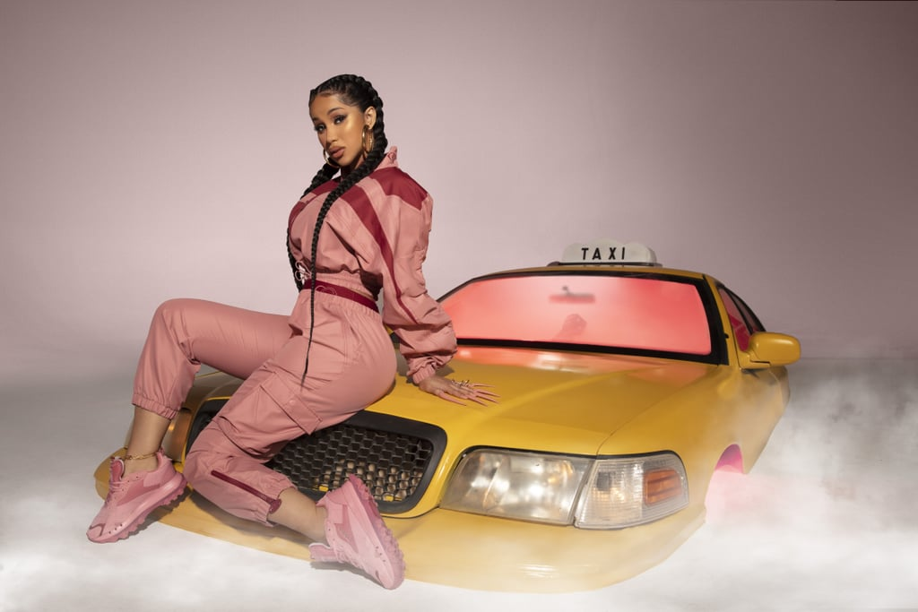 Cardi B Launches a Second Full Apparel Line For Reebok