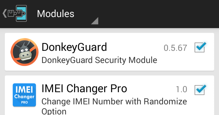 RITHACKS  BLOGSPOT  COM: HOW TO USE DONKEY GUARD ,CHANGE IMEI