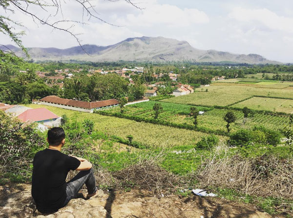 Gunung Watu Pecah