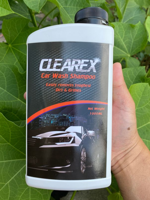 Clearex Car Wash Shampoo