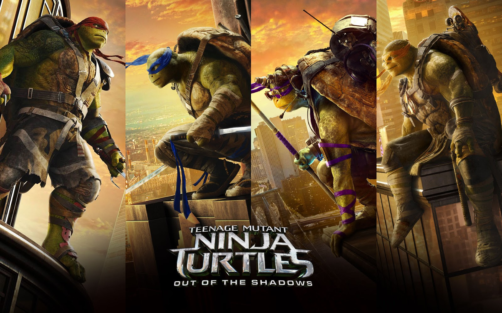 Teenage Mutant Ninja Turtles Out Of The Shadows Movie Review