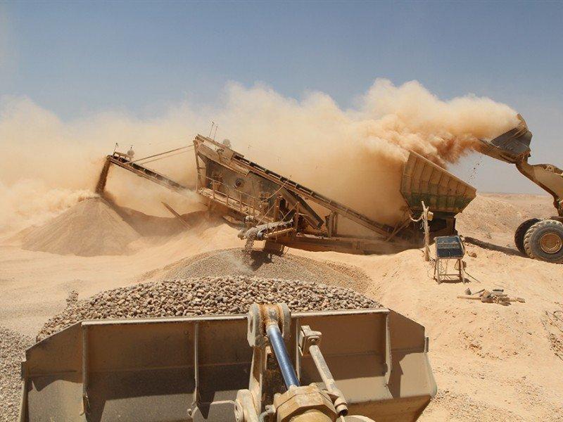 أسعار متر الرمل والزلط اليوم في مصر 2021