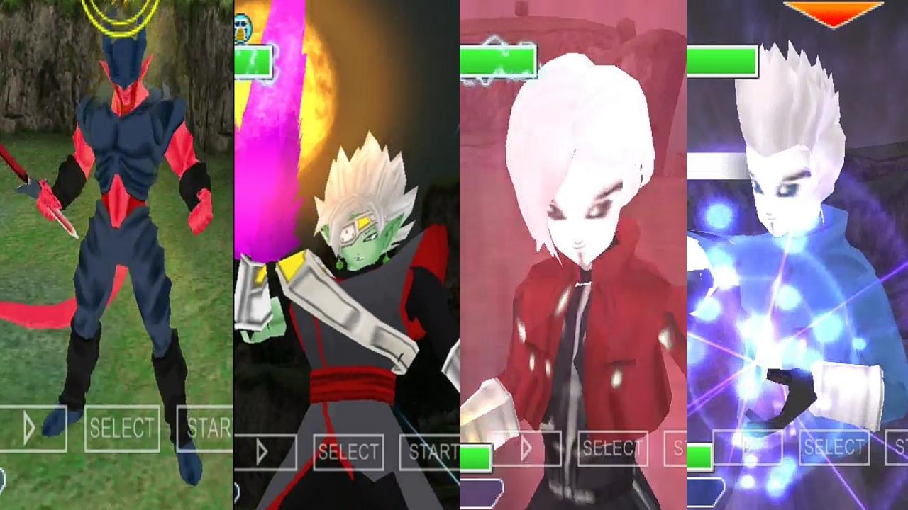 Dragon Ball Heroes Oren and Kamioran