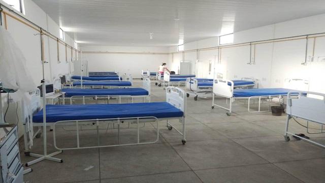 Parceria entre Município e Estado garante mais 20 leitos de enfermaria para pacientes com Covid em Patos