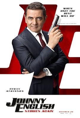 Johnny English Strikes Again 2018 Movie Free Download HD Online