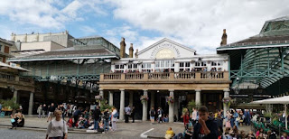 Covent Garden, Londres.