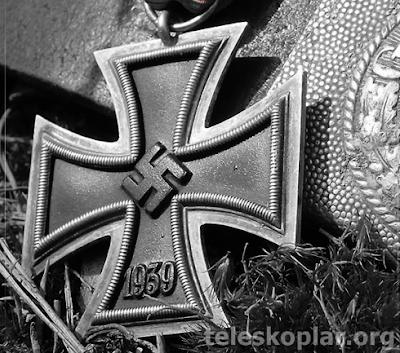 Demir haç nazi