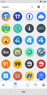 Pixel Icons v1.9.7 [Patched] APK