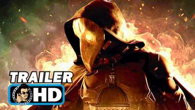 Major Grom Plague Doctor 2021 Dual Audio Full Movies Hindi Download 480p