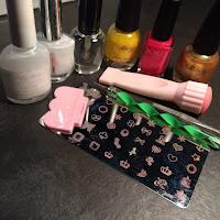 Strumenti per creare disegno con lo stampingtutorial unghie
