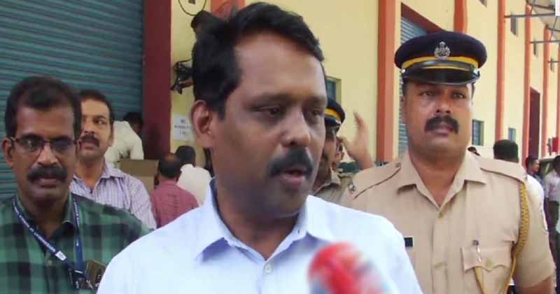 Arrested for voluntary work in the name of Corona; District administration in stern action,www.thekeralatimes.com