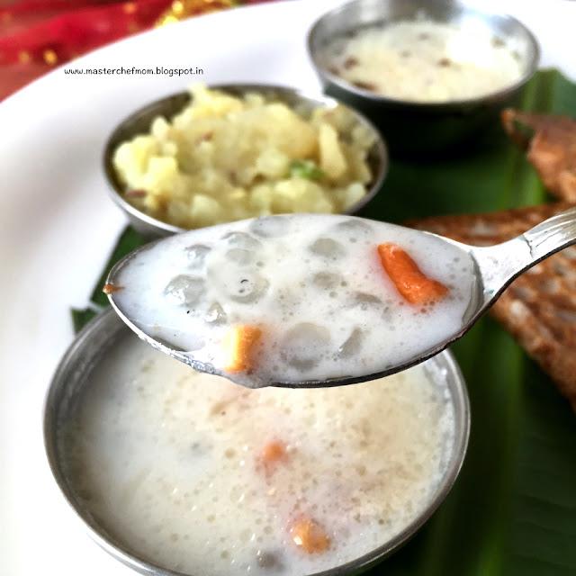 Sabudana Payasam| Javvarisi Payasam | Sabudana Kheer