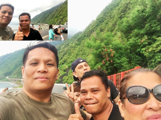 With Sir Jonas, our driver and tour guide of King and Joy Travel and Tours