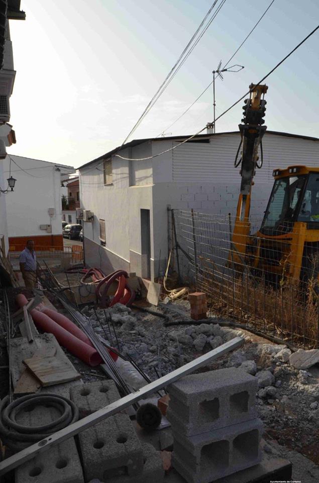 Asociaci n de vecinos vista vega c rtama obras de - Reformas vega ...