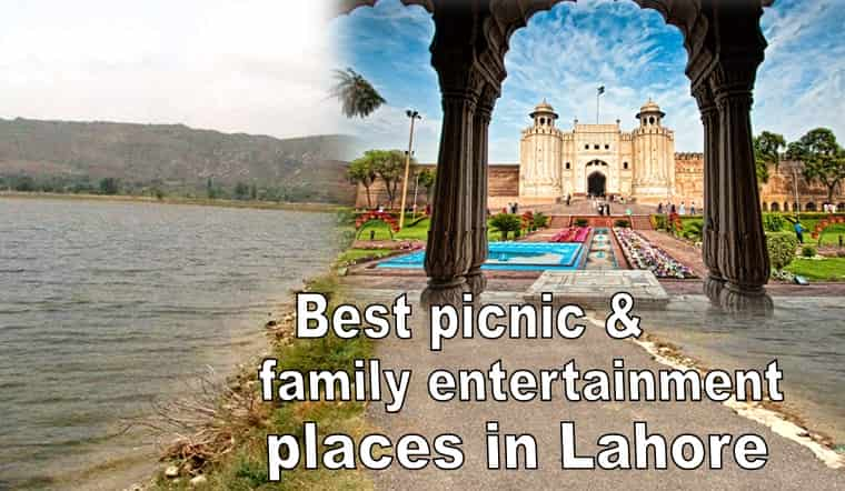 Best picnic spots and family amusement points in Lahore