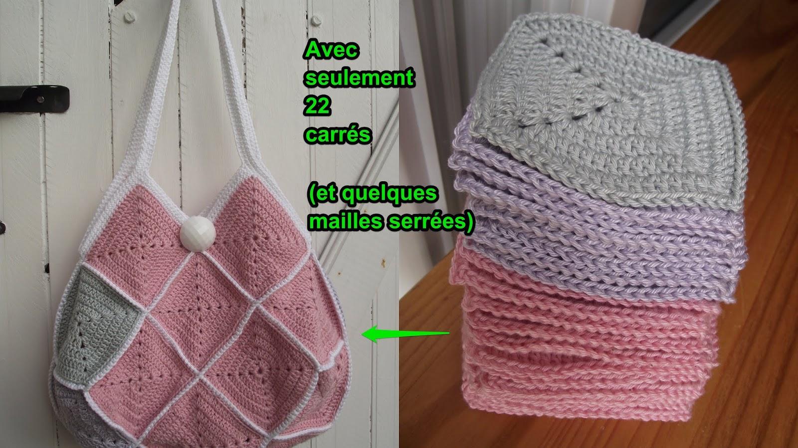 Crochet Et Tricot Facile Avec Explications Mars 2015