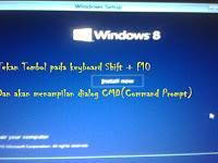 Warning!! Hati-Hati Menggunakan Perintah Diskpart di CMD Saat Install Ulang Bisa Menghapus Partisi Hardisk (Mengatasi GPT Partition Style)