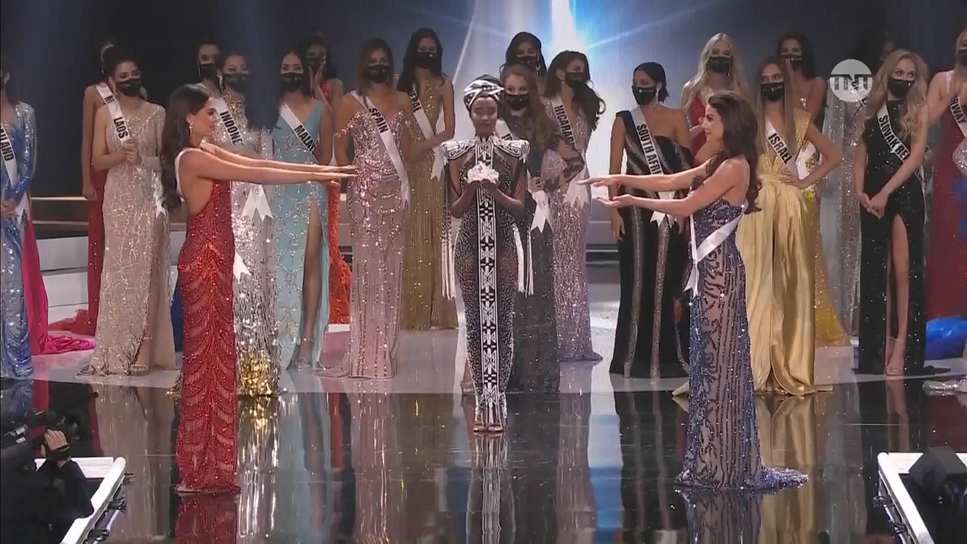 Miss Universo (2021) 1080p WEB-DL Latino