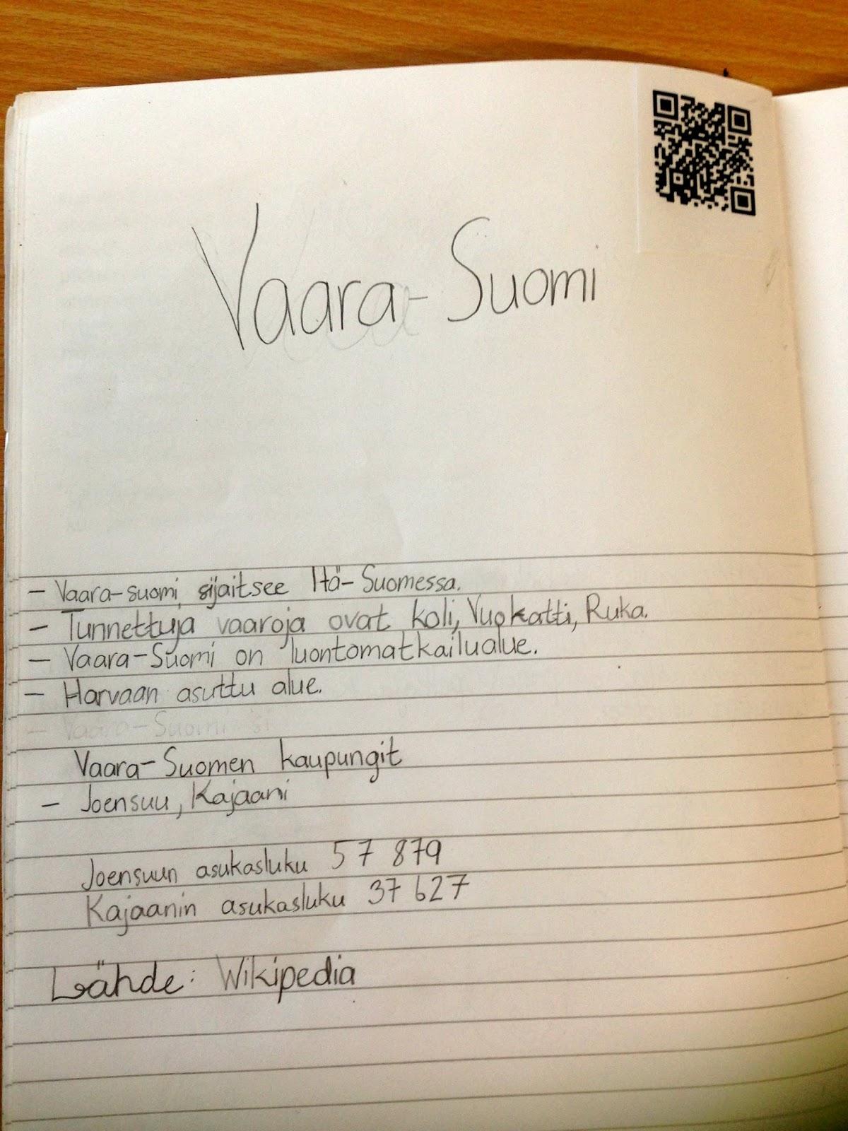 Openideat Vaara Suomi